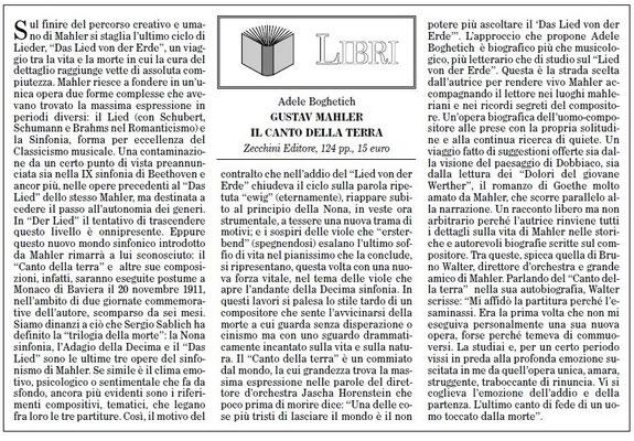 """""""Il Foglio"""" (7 febbraio 2015)"""
