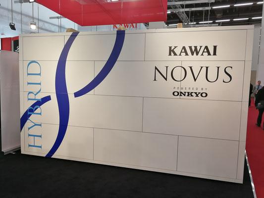 Es wurde das neue Hybrid Piano Novus NV10 vorgestellt