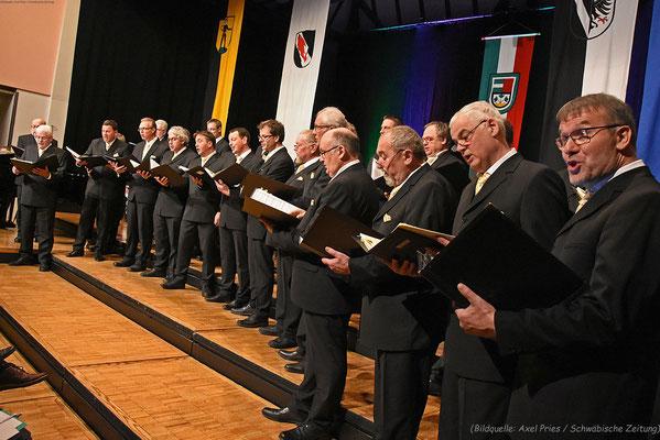 Offizielle Amtseinführung des neuen Laupheimer Oberbürgermeister Gerold Rechle am 05. März 2018