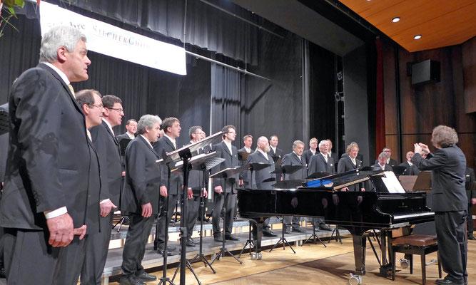 Jahreskonzert Bad Buchau 01. Mai 2013
