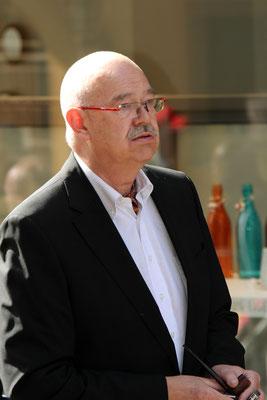 Rolf-Dieter Krause (Leiter ARD-Studio in Brüssel) - Aachen 2015