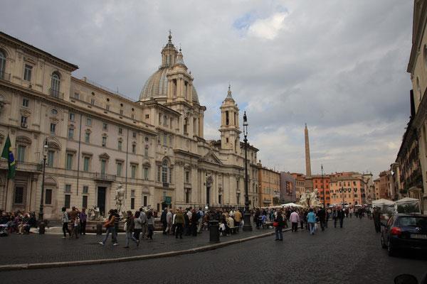 Piazza Navona - Roma 2010