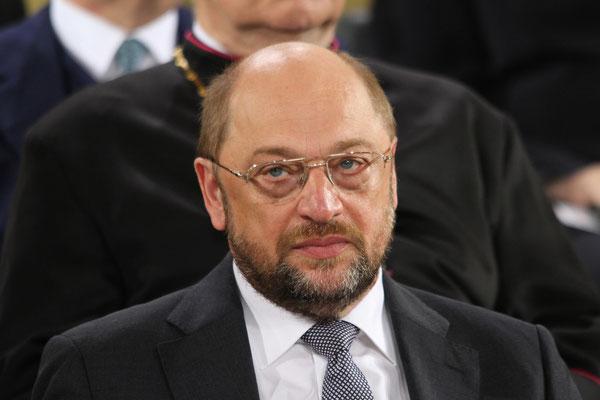 Martin Schulz (Präsident des Europäischen Parlaments) - Aachen 2013