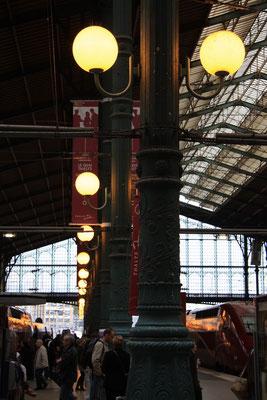 Gare du Nord - Paris 2009