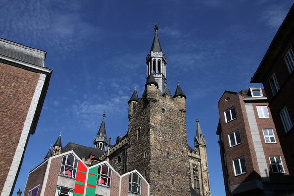 Granusturm - Aachen 2015