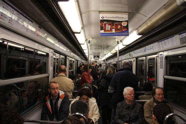 Metro - Paris 2009