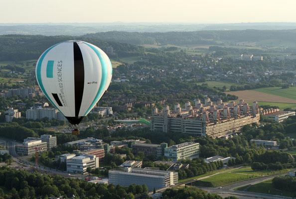 Ballonfahrt 2014