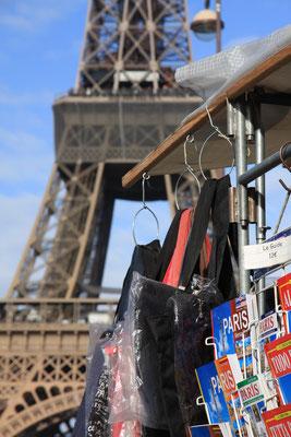 Eiffelturm - Paris 2009
