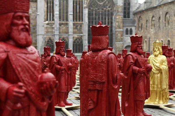 Aachen - Karlsjahr 2014
