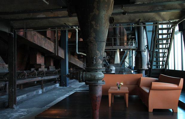 Zeche Zollverein - Essen 2012