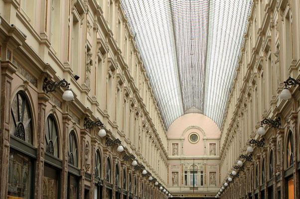 Galerie de la Reine - Brüssel 2013