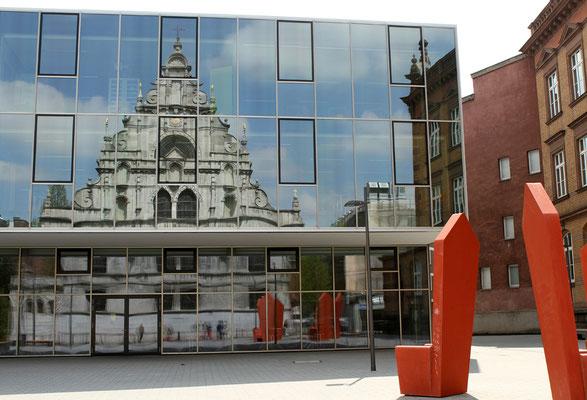 Spiegelung - Aachen 2013