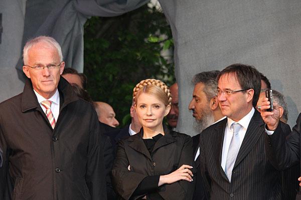 Karlspreisverleihung - Aachen 2010