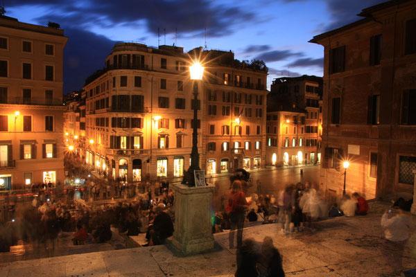 Piazza di Spagna - Roma 2010