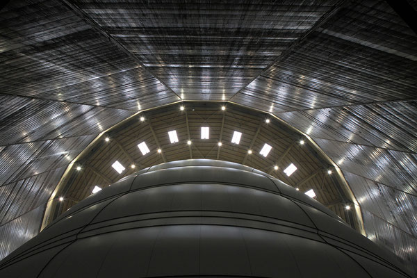 Big Air Package - Gasometer Oberhausen 2013