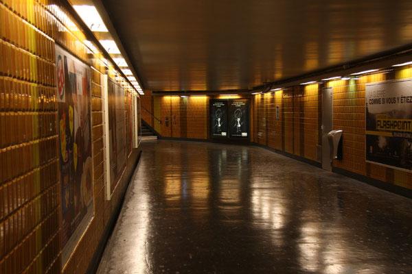 Metrostation Montparnasse - Paris 2009