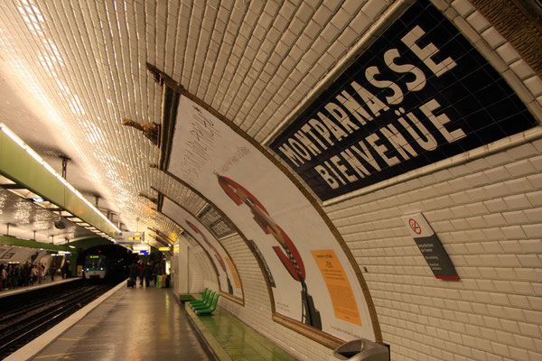 Metrostation - Paris 2009