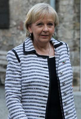 Hannelore Kraft (Ministerpräsidentin NRW) - Karlspreisverleihung - Aachen 2015
