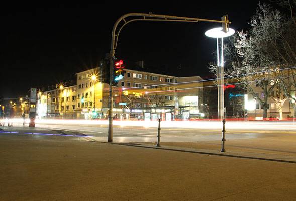 Aachen 2012 - Belichtungszeit 30s