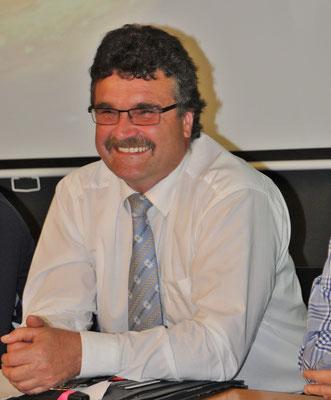 Finanzchef Andreas Schnetzler