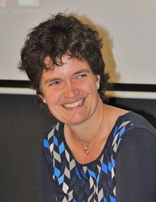 Medienbauftragte Manuela Heller