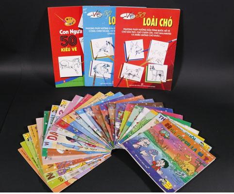 Kinder-Lernbücher