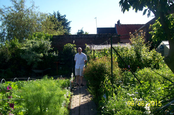 Bienvenue au jardin 2015 epehy epy village de picardie for Jardin bioves 2015