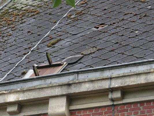 toit del'église