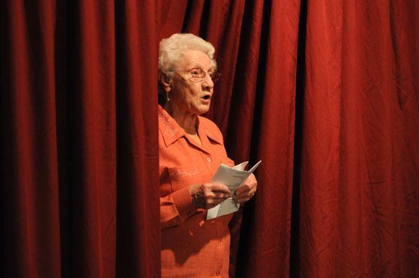 Ansage Agnes Schughart