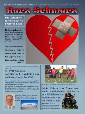 Herz-Schmerz-Zeitschrift