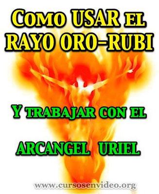 Como usar el Rayo ORO-RUBI