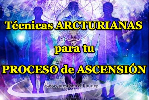 Técnicas arcturianas para PROCESO de ASCENSIÓN