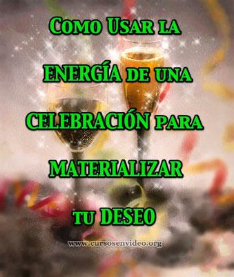 Como usar las ENERGIAS de celebraciones