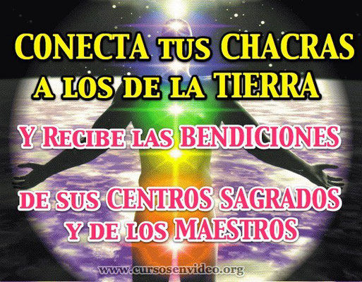 Los Chacras de la TIERRA y los Tuyos