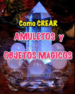 Como CREAR amuletos y objetos MAGICOS