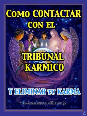 Como conectar con el TRIBUNAL KÁRMICO