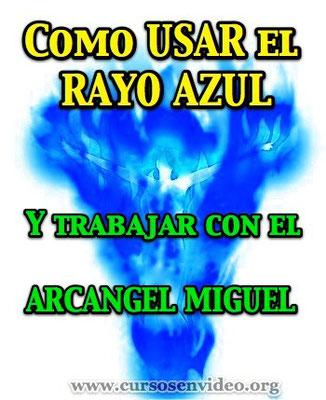Como usar el Rayo AZUL