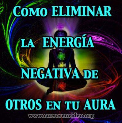 Eliminación de energías de otros en tus 7 Auras