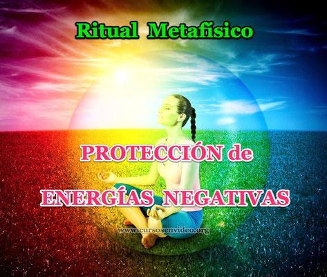 Ritual Metafisico Protección energías negativas