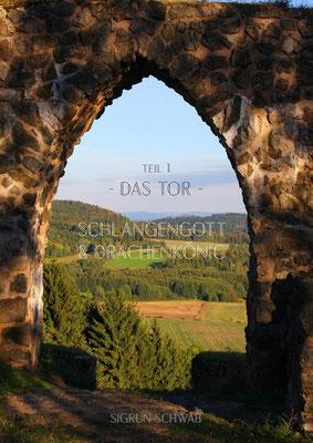 Das Tor_Schkangengott & Drachenkönig
