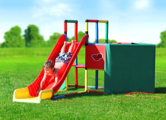 QUADRO JUNIOR Junglegym Corsair Modular Slide
