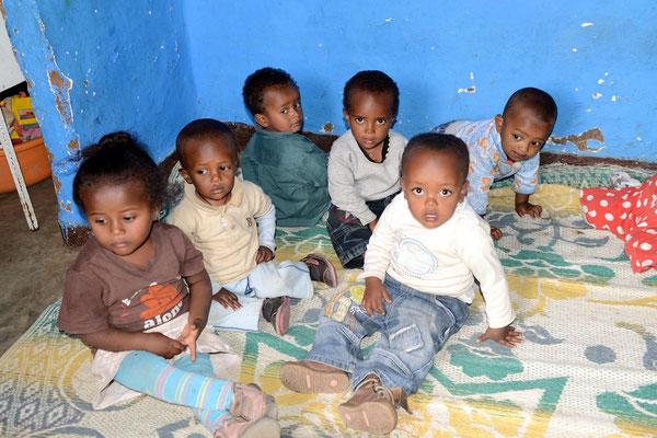 Waisenhaus ACEDE von Terra Kahwa in Äthiopien