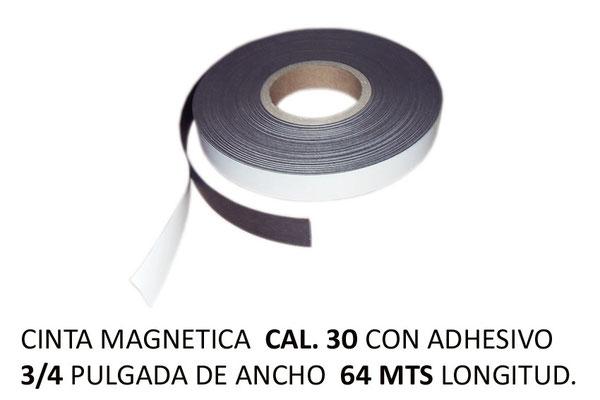 CINTA MAGNETICA CAL 30 GRANDE