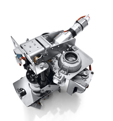 Astoria Hybrid / Vollautomatische Siebträgermaschine / Technik