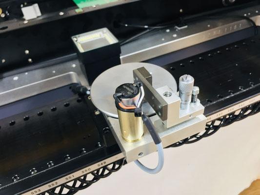 VP2800HP-CL64-RCV optional dipping station