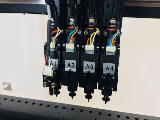 VP2800HP-CL64-RCV Z-axis sensor tip