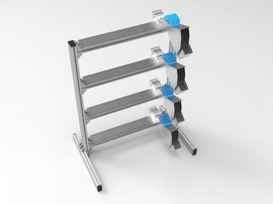 SMALLSMT CL Feeder Cart FC160 backside
