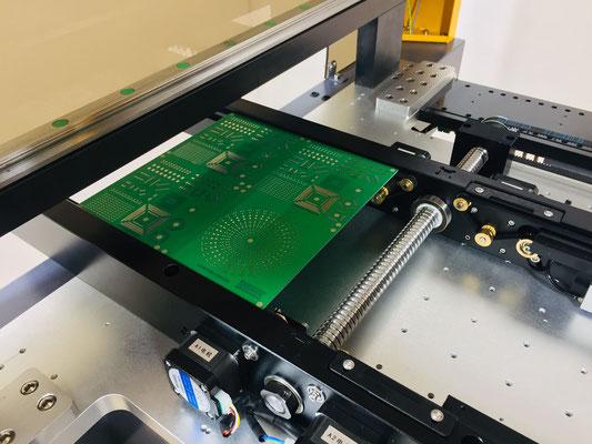 VP2800HP-CL64-RCV conveyor in
