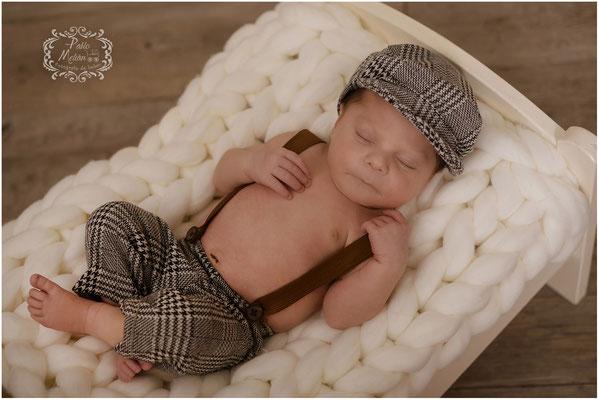 fotógrafo de bebés en Tenerife estudio fotográfico