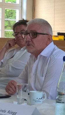ARK-Mitglied Matthias Becker